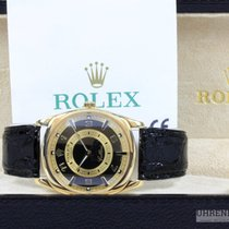 Rolex Cellini Danaos Yellow gold 38mm