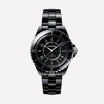 Chanel Ceramic 38mm Automatic H5697 new