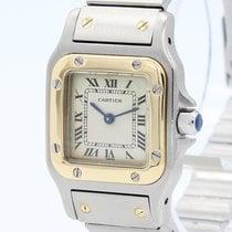 Cartier Santos Galbée 1057930 1997 używany
