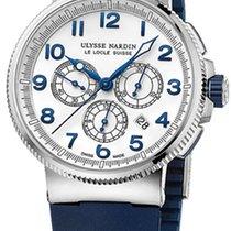 Ulysse Nardin Marine Chronograph 1503-150-3/60 подержанные