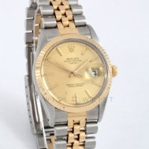 Rolex 15053 Gold/Steel 1982 Oyster Perpetual Date 34mm pre-owned United States of America, California, Los Angeles