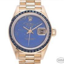 Rolex Lady-Datejust Gelbgold 26mm Blau Deutschland, Stuttgart