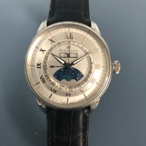 Maurice Lacroix Masterpiece Phases de Lune MP6428-SS001-11E 2007 pre-owned