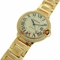 Cartier WE9005Z3 Red gold Ballon Bleu 36mm 36mm new