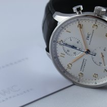 IWC Portuguese Chronograph IW371445 2020 new