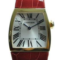 Cartier La Dona de Cartier Yellow gold 34mm Silver Roman numerals United States of America, New York, Greenvale