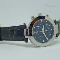 Longines Chronograph Dolce Vita leather men