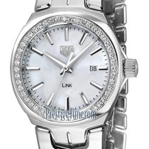 TAG Heuer wbc1314.ba0600 Steel 2021 Link Lady 32mm new United States of America, New York, Airmont