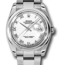 Rolex Oyster 116200 Perpetual Datejust Stainless Steel Watch