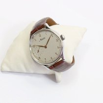 Minerva Steel 43mm Manual winding A1722 pre-owned