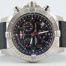 Breitling Avenger Seawolf chronograph (full set)