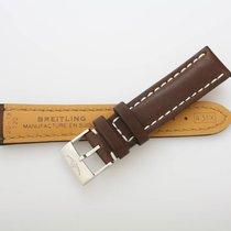 Breitling Kalb-Lederband 20-18 Original mit Dornschließe