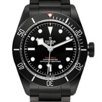 Tudor Black Bay Dark Steel 41mm Black