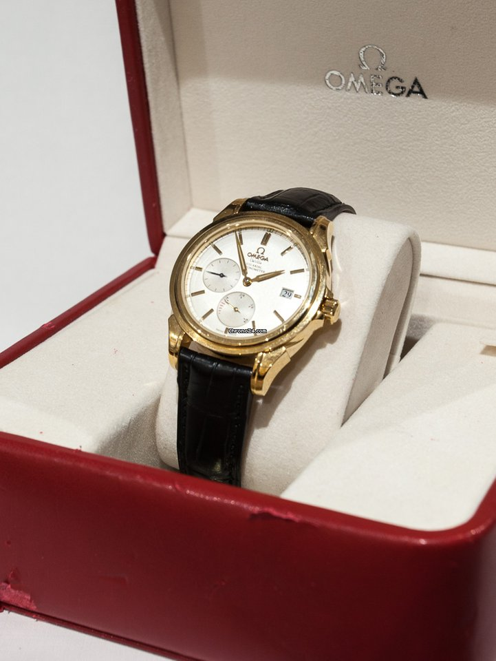 307e50f203a Comprar relógios Omega Ouro amarelo