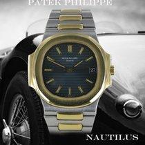 Patek Philippe Nautilus Stahl-Gold Ref. 3800