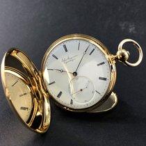 Jules Jürgensen Copenhagen 6210 18k Yellow Gold Pocket Watch