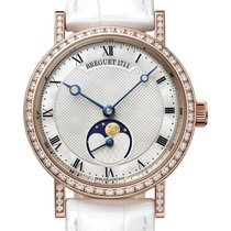 Breguet Classique Rose gold 30mm Mother of pearl United Kingdom, London
