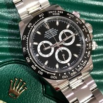 Rolex Daytona 116500LN Ceramic  Black Dial Full Set 2016
