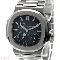 Patek Philippe Nautilus Power Reserve Moon-Phase Ref-5712/1A-0...