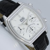 DuBois et fils 34mm Automatic pre-owned Silver