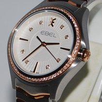 Ebel Wave nieuw 35mm Goud/Staal
