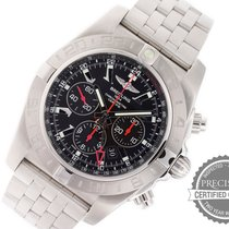 Breitling Chronomat GMT Steel 47mm Black No numerals United States of America, Pennsylvania, Willow Grove