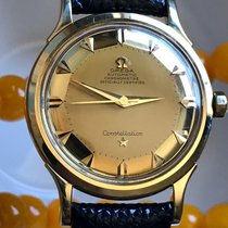 Omega Constellation (Submodel) pre-owned 35,5mm Yellow gold