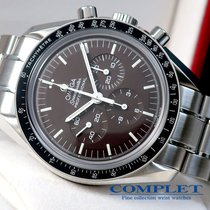 Omega N.O.S Brown Dial Speedmaster Professional 50th Anniversary