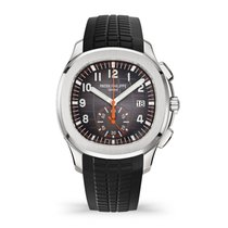 Patek Philippe 5968A-001 Steel 2019 Aquanaut 42.2mm new
