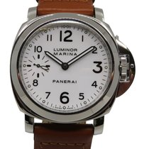 Panerai Luminor Marina Steel 44mm White Arabic numerals United Kingdom, Wilmslow