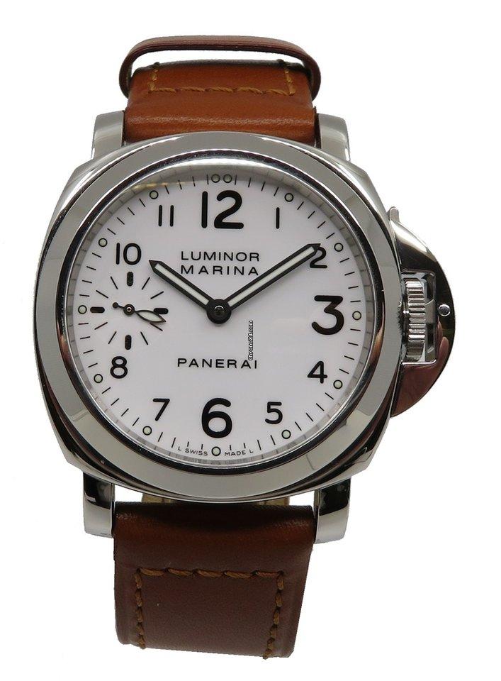 e118971f54c Panerai Luminor Marina - Todos os preços de relógios Panerai Luminor Marina  na Chrono24