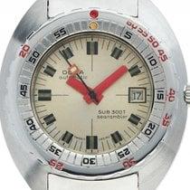 Doxa Sub Stahl 45mm Silber Deutschland, Stuttgart