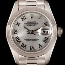 Rolex Platine Remontage automatique Nacre Romains 26mm occasion Lady-Datejust