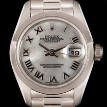 Rolex 79166 Platinum Datejust (Submodel) 26mm
