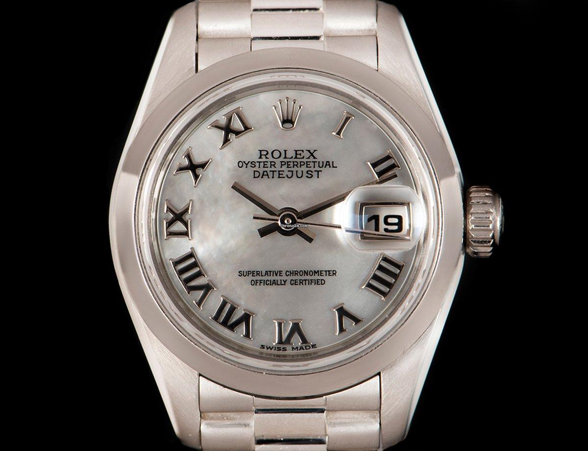 8e0125d82bf Relojes Rolex Platino - Precios de todos los relojes Rolex Platino en  Chrono24