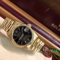 Rolex Datejust (Submodel) usato 31mm Oro giallo