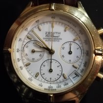 Zenith Yellow gold 38mm Automatic El Primero 06 0062 400 pre-owned