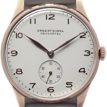 Ernest Borel 38mm 1948 new Silver