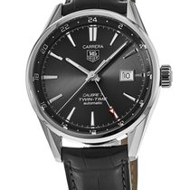 TAG Heuer Carrera Calibre 7 Steel 41mm United States of America, New York, Brooklyn