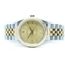 Rolex Kronometer 34mm Automatisk 1993 brugt Oyster Perpetual (Submodel)
