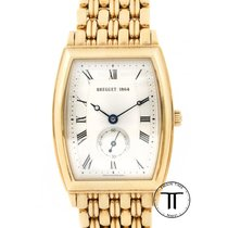 Breguet Héritage Yellow gold 35mm White Roman numerals United States of America, New York, New York