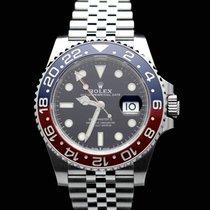 Rolex Staal Automatisch nieuw GMT-Master II
