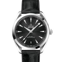 Omega Seamaster Aqua Terra Steel 41mm Black No numerals United States of America, New York, New York