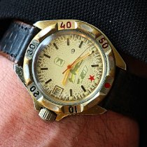 Vostok Steel 40mm Manual winding pre-owned