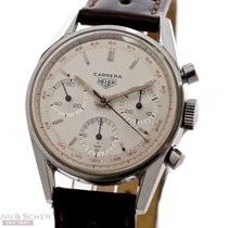 Heuer 2447T 1964 pre-owned