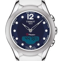 Tissot Touch Steel 38mm Blue