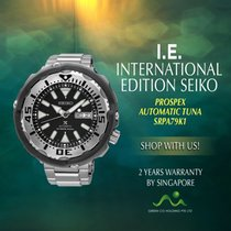 Seiko Steel 50mm Automatic SRPA79K1 new Singapore, Singapore