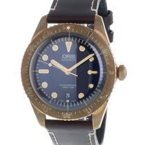Oris Carl Brashear Bronze 42mm