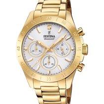 Festina Women's watch 38.8mm Quartz new Watch with original box and original papers