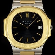 Patek Philippe Gold/Steel 42mm Automatic 3700 pre-owned